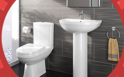 Fully Installed Replacement Cloakroom Suite Only £780.00