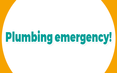 Plumbing emergency!…….some useful hints and tips on what to do before a professional plumber can be called.